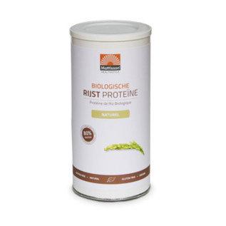Mattisson Biologische Rijst Proteïne Naturel 500g