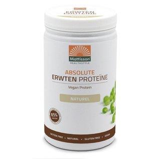 Mattisson Absolute Erwten Proteïne Poeder - Naturel