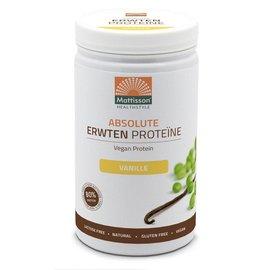 Mattisson Absolute Erwten Proteïne Poeder - Vanille