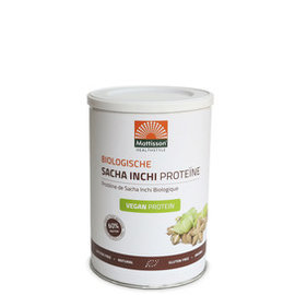 Mattisson Absolute Sacha Inchi Proteine poeder Bio
