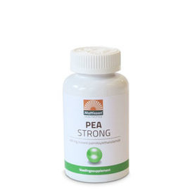 Mattisson PEA Strong 400 mg zuivere palmitoylethanolamide