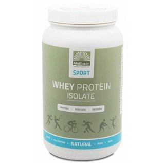 Mattisson Absolute Whey Proteine Isolate