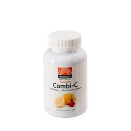 Mattisson Combi-C - met rozenbottel, calcium en magnesium