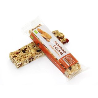 Mattisson Almond Sesam - Organic Energy Bar