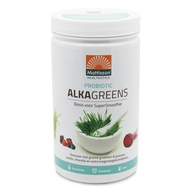 Mattisson Probiotic AlkaGreens SuperSmoothie Poeder