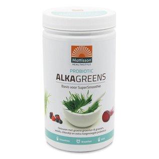 Mattisson Probiotic AlkaGreens SuperSmoothie Poeder