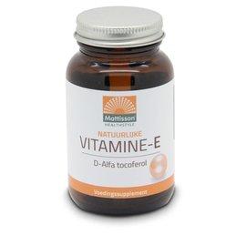 Mattisson Natuurlijke Vitamine E