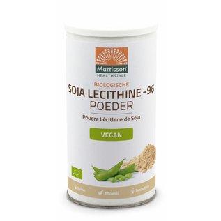 Mattisson Biologische Soja Lecithine -96
