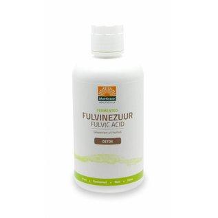 Mattisson Fermented Fulvine Zuur -Fulvic Acid