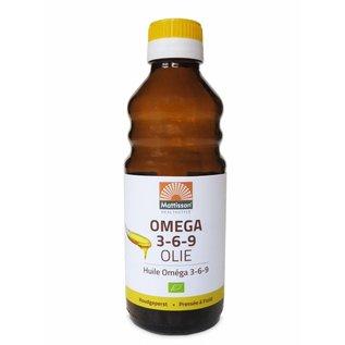 Mattisson Biologische Omega 3-6-9 Olie