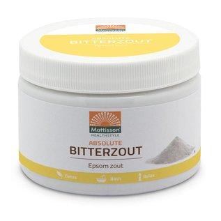 Mattisson Bitterzout - Epsom Zout (magnesiumsulfaat)