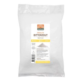 Mattisson Bitterzout - Epsom Zout (magnesiumsulfaat) (navulzak)