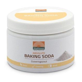 Mattisson Baking Soda - Zuiveringszout (natriumbicarbonaat)
