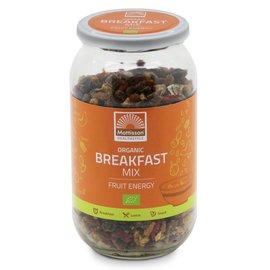 Mattisson Organic Breakfast Mix Fruit Energy