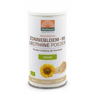 Mattisson Biologische Zonnebloem -95 Lecithine Poeder