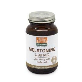 Mattisson Melatonine 4,99 mg