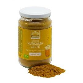 """Mattisson Kurkuma Latte """"Goldenmilk"""" Reishi - Ceylon kaneel BIO"""