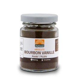 Mattisson Bourbon Vanilla Poeder