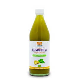 Mattisson Kombucha Ginger & Matcha Double - Fermented drink Bio