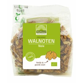 Mattisson Walnoten BIO
