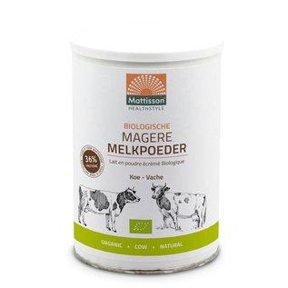 Mattisson Biologische Magere Melkpoeder