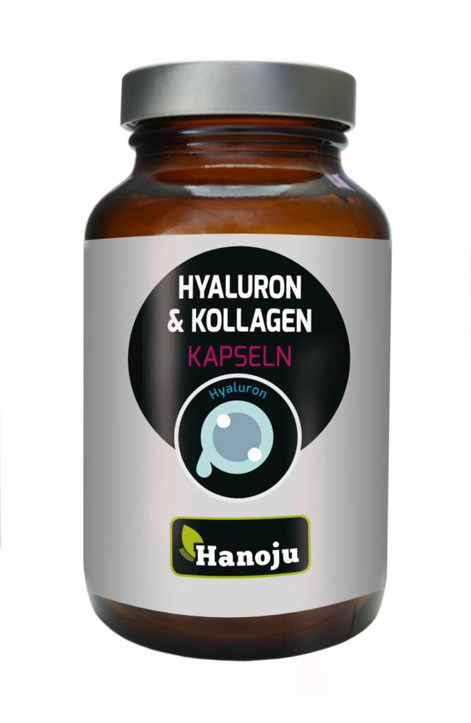 hyaluronzuur collageen 90 capsules