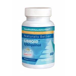 Goodhealthnaturally UB8Q10 Ubiquinol