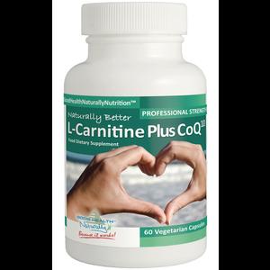 Goodhealthnaturally L- Carnitine Plus CoQ10