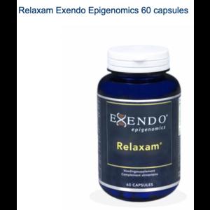 Exendo Relaxam 60 capsules, Exendo Epigenomics
