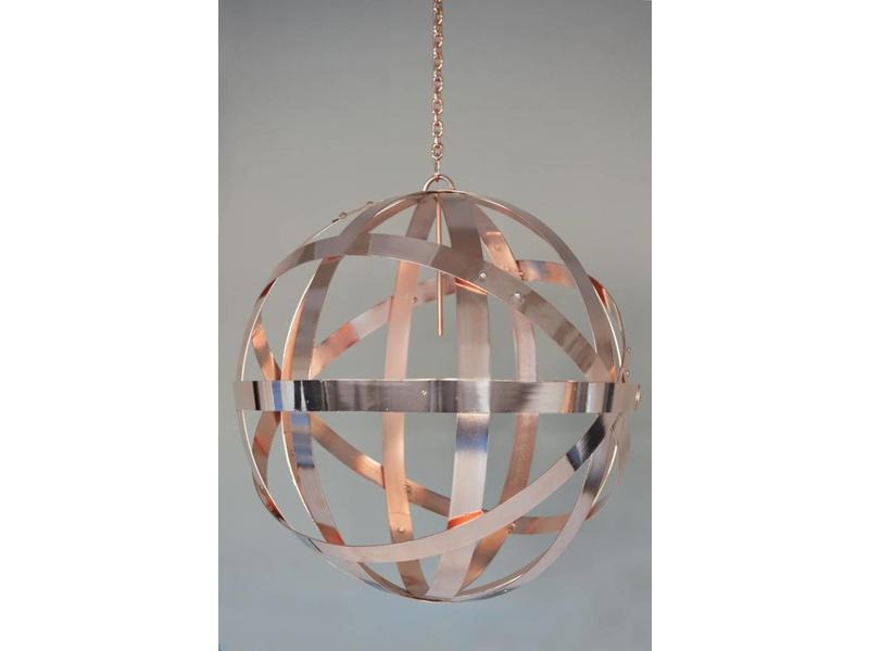 "Chandelier Copper ""Corsica"""