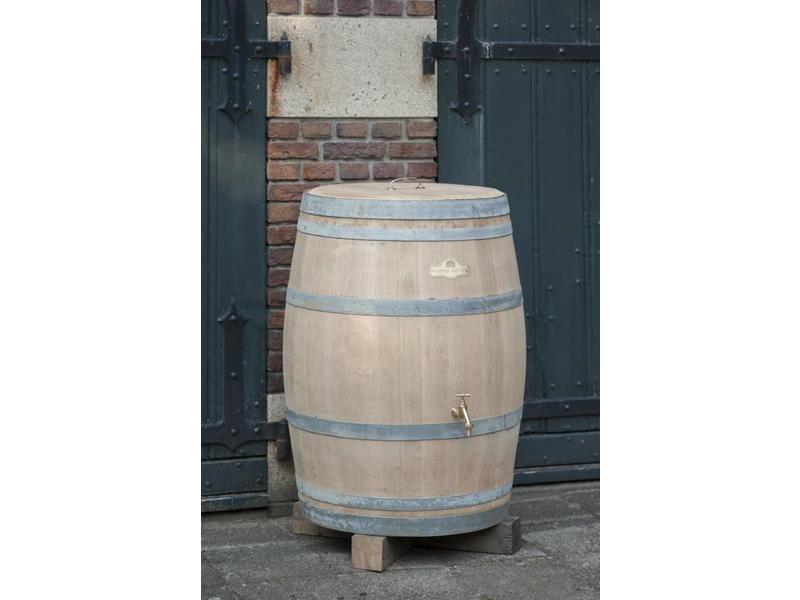Houten Regenton Luxe onbehandeld 228L eiken wijnvat