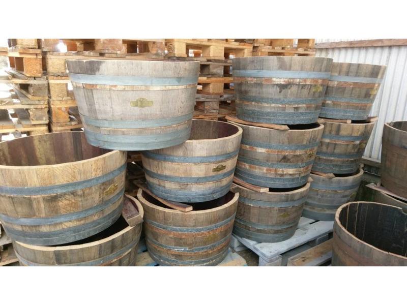 """Wine barrel tub high """"Brandy"""""""