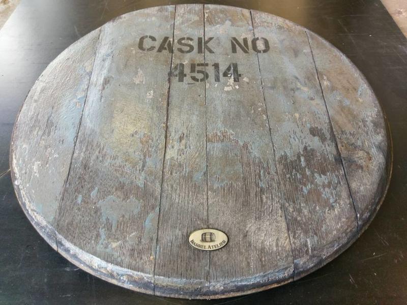 """Barrel Atelier Cover """"Whiskey"""""""