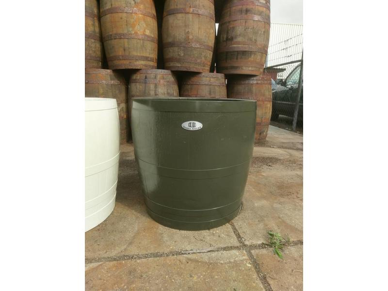 "Barrel Atelier Wine barrel tub high ""Brandy"" - Copy - Copy"