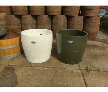 "Wine barrel tub high""Brandy"" - Copy - Copy - Copy"