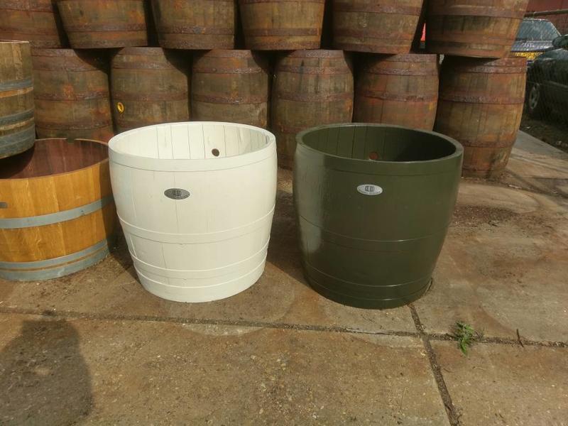 "Barrel Atelier Wine barrel tub high ""Brandy"" - Copy - Copy - Copy"