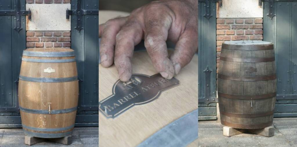 5 redenen om voor een houten regenton te kiezen
