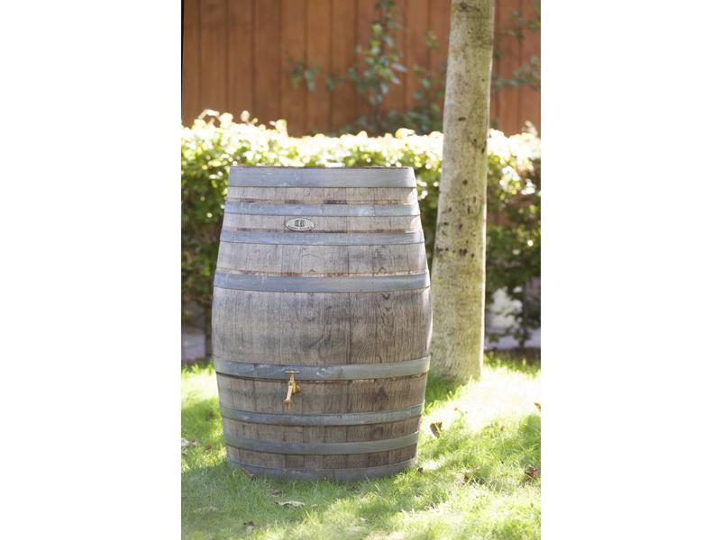 Houten regenton BB 225L wijnvat