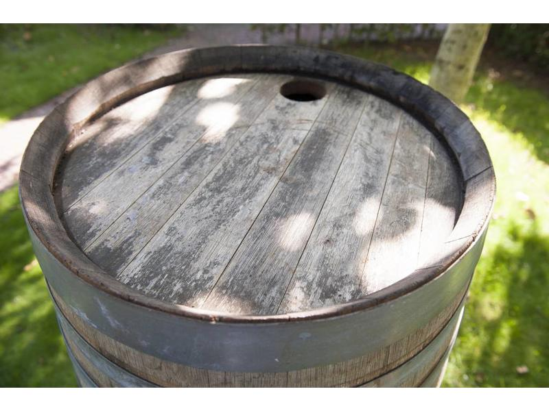 Houten regenton Smart 228L Eiken wijnvat