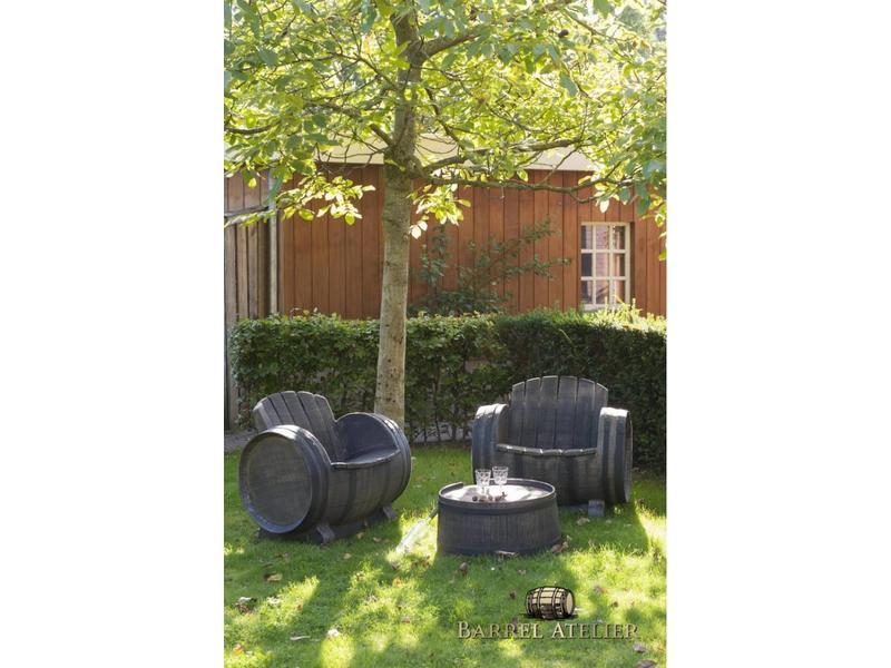 "Barrel Atelier Lounge set ""Doc"""