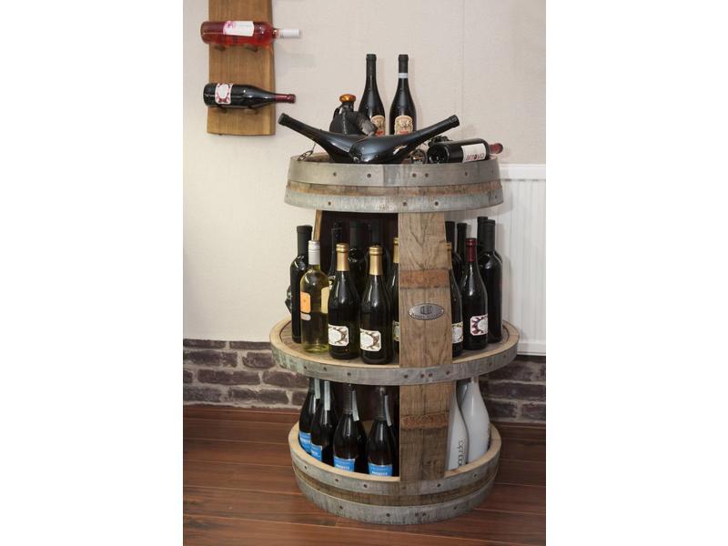 """Wijnvat display """"Calvados"""""""