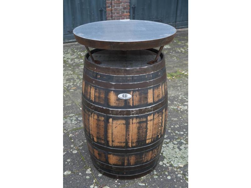 """Statafel Whisky """"Lowland"""" Behandeld met olie"""
