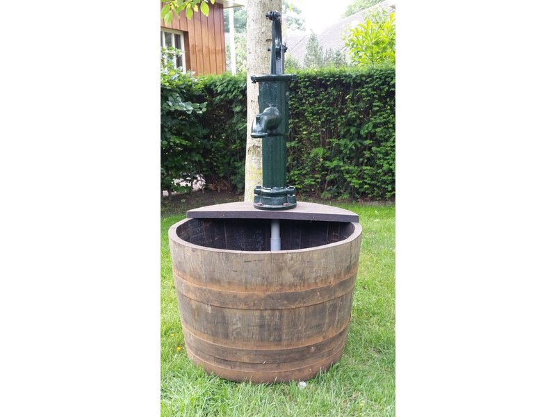 "Wine barrel tub ""Whisky""  - Copy - Copy"