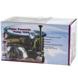 Plantenbak waterpomp 1000 Ltr.