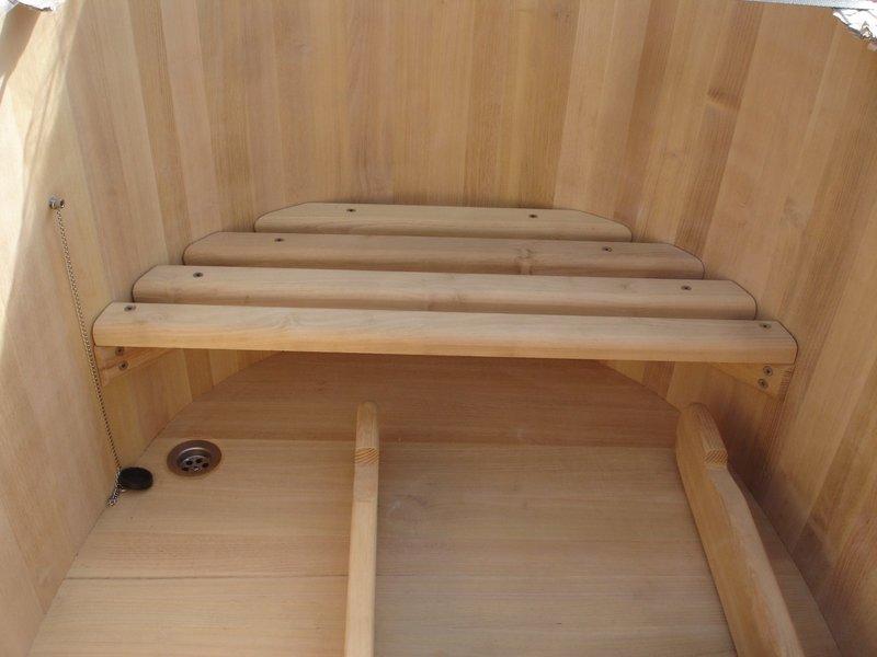 Luxe ovale badkuip groot