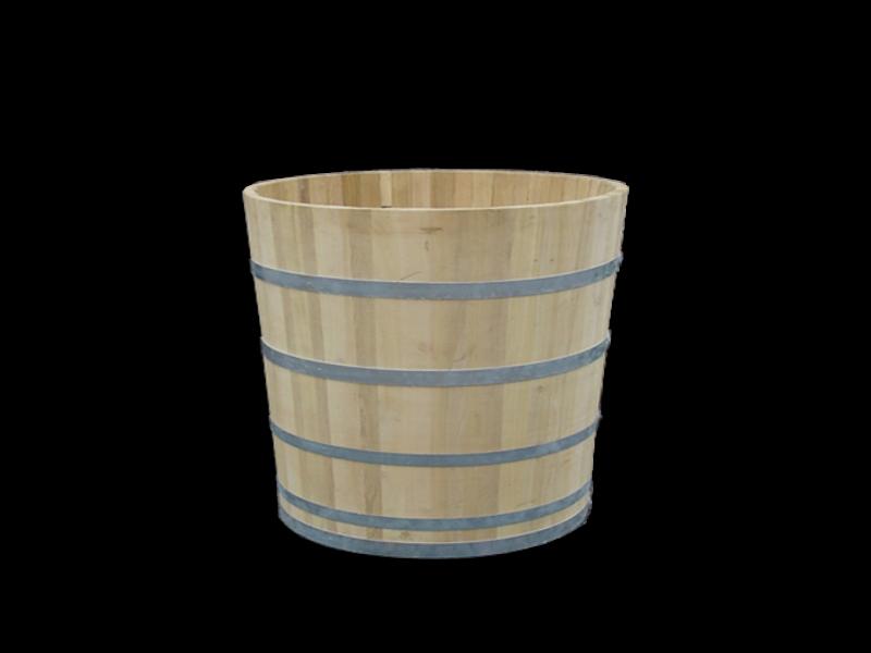 Luxe ronde badkuip groot robinia