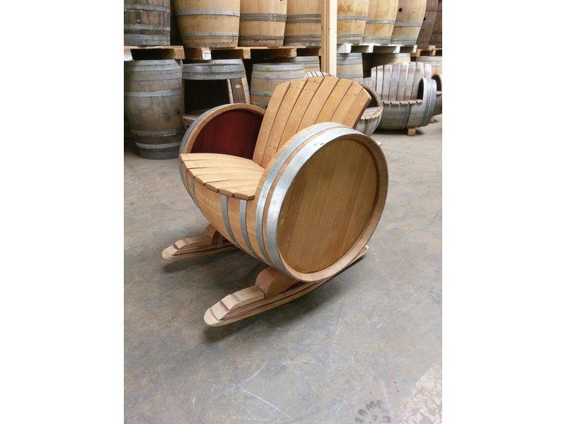 "Barrel chair ""Brandy"" - Copy - Copy - Copy"