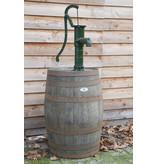 Wooden rain barrel 225L Oak wine barrel with pump - Copy