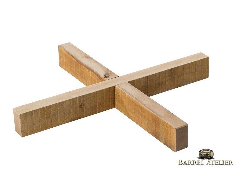 "Barrel Atelier Coaster ""Oak"" - Copy"