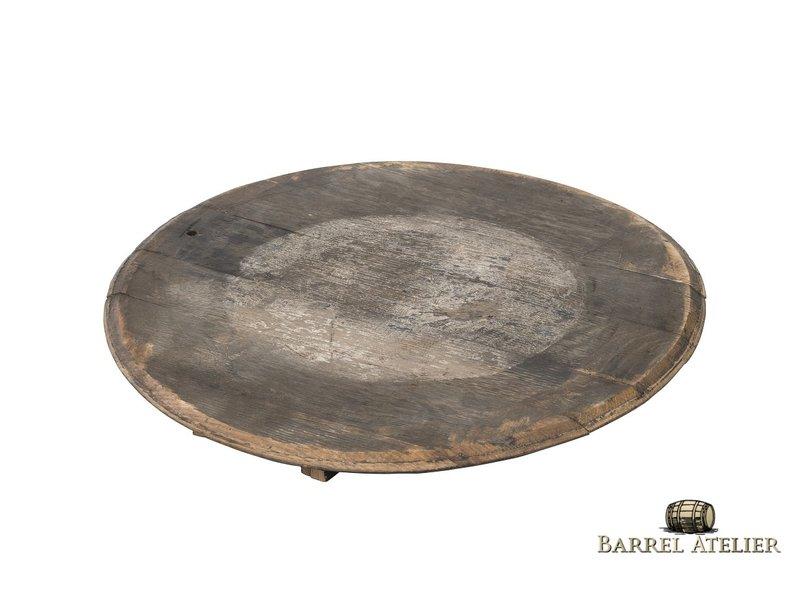 "Barrel Atelier Deksel ""Whisky"" met handvat"